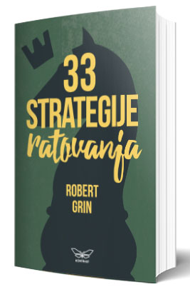 33 strategije ratovanja robert grin